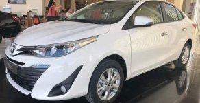 Bán Toyota Vios G sản xuất năm 2018, màu trắng giá 591 triệu tại Đắk Lắk