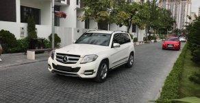 Bán ô tô Mercedes-Benz GLK250 Class năm 2014, màu trắng giá 1 tỷ 250 tr tại Hà Nội