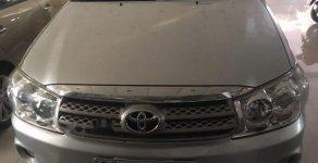 Cần bán Toyota Fortuner năm 2010, màu bạc xe gia đình  giá 655 triệu tại Bình Dương