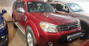 Cần bán xe Ford Everest Mt 2.5L năm sản xuất 2013, màu đỏ giá 585 triệu tại Tp.HCM