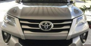 Bán Toyota Fortuner sản xuất năm 2017, màu bạc giá 1 tỷ 35 tr tại Tp.HCM