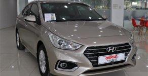 Cần bán xe Hyundai Acent 1.4MT đời 2018 ghi vàng giá 495 triệu tại Tp.HCM