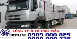 Bán xe tải Chenglong 4 chân 17.9 tấn giá rẻ tại sài gòn-hỗ trợ trả góp toàn quốc giá 1 tỷ tại Tp.HCM