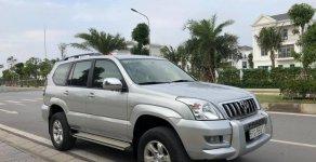 Bán Toyota Land Cruiser Prado sản xuất 2007, đăng ký 2008, màu bạc, giá tốt giá 725 triệu tại Hà Nội