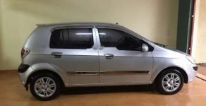 Bán Hyundai Getz sản xuất 2008, màu bạc, nhập khẩu giá cạnh tranh giá 168 triệu tại Bắc Giang
