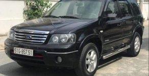 Cần bán Ford Escape 2.3 đời 2007, màu đen, giá chỉ 292 triệu  giá 292 triệu tại Tp.HCM