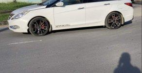 Bán Hyundai Sonata đời 2010, màu trắng, nhập khẩu giá 538 triệu tại Đồng Nai