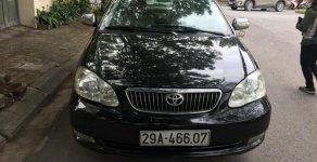 Bán ô tô Toyota Corolla altis sản xuất 2006, màu đen giá 325 triệu tại Hà Nội