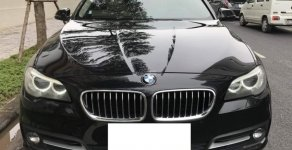Bán BMW 528i sản xuất 12/2013 màu đen/nâu đăng ký biển Hà Nội năm 2014 giá 1 tỷ 550 tr tại Hà Nội