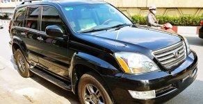 Bán Lexus GX 470 V8, sx 2008, xe nhập khẩu, màu đen, nội thất kem giá 1 tỷ 478 tr tại Hà Nội