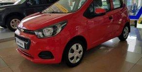 Bán ô tô Chevrolet Spark năm 2018, màu đỏ giá 299 triệu tại BR-Vũng Tàu