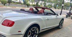 Cần bán xe Bentley Continental GTC năm sản xuất 2015, màu trắng giá 11 tỷ 800 tr tại Tp.HCM