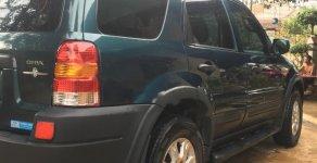 Bán xe Ford Escape năm sản xuất 2003, màu xanh lam, nhập khẩu nguyên chiếc   giá 215 triệu tại Lâm Đồng