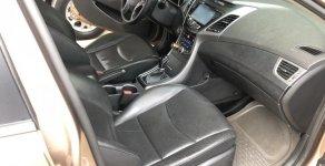 Bán Hyundai Elantra 1.8AT màu nâu titan số tự động nhập Hàn Quốc 2015 xe đẹp giá 558 triệu tại Tp.HCM