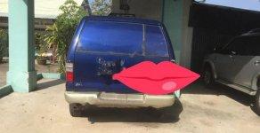 Cần bán Isuzu Trooper năm sản xuất 2002, màu xanh lam giá 100 triệu tại Tp.HCM