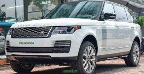 Hotline LandRover 0932222253 - Bán Landrover Range Rover Autobiography, màu trắng, đen, xám, giao tháng 12 giá 10 tỷ 200 tr tại Tp.HCM