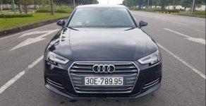 Bán Audi A4 đời 2017, màu đen, nhập khẩu như mới giá 1 tỷ 540 tr tại Hà Nội