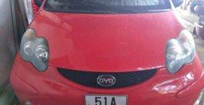 Cần bán BYD F0 đời 2011, màu đỏ như mới   giá 135 triệu tại Tp.HCM