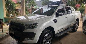 Bán xe Ford Ranger Wildtrak 2017, màu trắng, nhập giá 825 triệu tại Lâm Đồng