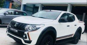 Bán xe Mitsubishi Triton đời 2018, màu trắng, xe nhập, giá 725.5tr giá 726 triệu tại Đà Nẵng