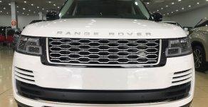 Giao ngay Rangerover HSE model 2019 trắng nội thất nâu socola, xe nhập mới 100% giá 8 tỷ 350 tr tại Hà Nội