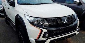 Cần bán Mitsubishi Triton đời 2018, màu trắng, xe nhập giá 725 triệu tại Đà Nẵng