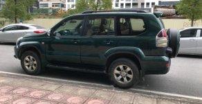 Bán xe Toyota Prado đời 2008 số sàn hai cầu, xe nhập khẩu màu xanh, chạy dầu giá 778 triệu tại Hà Nội