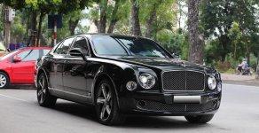 Bentley Mulsanne Speed đời 2015, màu đen, nhập khẩu nguyên chiếc giá 18 tỷ 350 tr tại Hà Nội