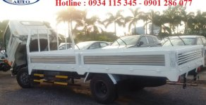 Thông số xe tải Veam VT750 7.5 tấn (7.5T), 7 tấn 5 (7T5), giá cạnh tranh, LH 0934 115 345 giá 702 triệu tại Kiên Giang