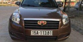 Cần bán lại xe Geely Emgrand 2013, màu nâu, xe nhập giá 325 triệu tại Hà Nội