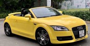 Bán Audi TT AT năm 2007, màu vàng, Đk 2009, xe đẹp giá 780 triệu tại Tp.HCM