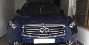 Bán Infiniti QX70 sản xuất 2015, màu xanh, nhập khẩu giá 2 tỷ 386 tr tại Tp.HCM