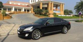 Bán Hyundai Equus VS380 sản xuất năm 2010, màu đen, nhập khẩu giá 1 tỷ 168 tr tại Hà Nội