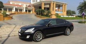 Cần bán xe Hyundai Equus 2010, màu đen, nhập khẩu nguyên chiếc giá 1 tỷ 168 tr tại Hà Nội