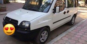 Cần bán lại xe Fiat Doblo sản xuất năm 2008, màu trắng, nhập khẩu nguyên chiếc giá 170 triệu tại Nghệ An