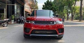 LandRover Ranger Rover Sport HSE đời 2019, màu đỏ, xe nhập giá 6 tỷ 679 tr tại Hà Nội