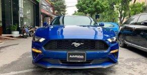Ford Mustang 2.3L Ecoboost đời 2018, màu xanh lam, nhập khẩu giá 2 tỷ 990 tr tại Hà Nội