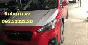 Bán Subaru XV Eyesight 2018, màu đỏ xe gầm cao, KM hấp dẫn lớn tháng 12, gọi 093.22222.30 Ms Loan giá 1 tỷ 598 tr tại Tp.HCM