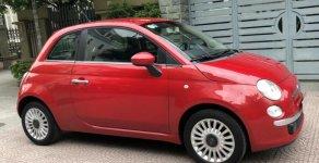 Cần bán Fiat 500 1.2 AT đăng ký 2011, màu đỏ cờ, nhập khẩu nguyên chiếc từ Italia giá 425 triệu tại Hà Nội