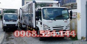 Đại lý xe tải isuzu 3T5 thùng kín, giá ưu đãi cuối năm. giá 100 triệu tại Hậu Giang
