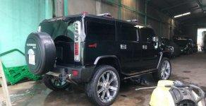 Bán Hummer H2 sản xuất 2006, màu đen, nhập khẩu nguyên chiếc giá 3 tỷ 450 tr tại Tp.HCM