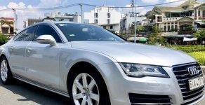 Audi A7 3.0 cuối 2012 hàng full cao cấp, số tự động 8 cấp nội thất đẹp, nệm da giá 1 tỷ 550 tr tại Tp.HCM