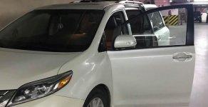 Cần bán gấp Toyota Sienna 3.5 AT đời 2015, màu trắng   giá 3 tỷ 100 tr tại Hà Nội