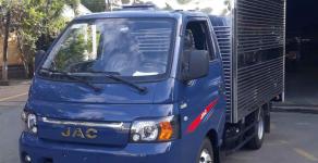 xe Jac thùng kín máy dầu 990kg giá 306 triệu tại Tp.HCM