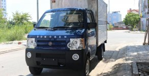 Bán xe Dongben 810kg thùng kín đời 2018, màu xanh lam, 177tr giá 177 triệu tại Tp.HCM