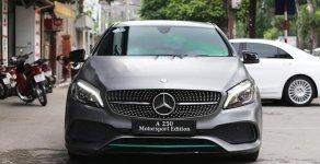 Bán Mercedes A250 đời 2015, màu xám, nhập khẩu nguyên chiếc giá 1 tỷ 90 tr tại Hà Nội