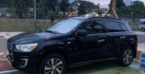 Cần bán gấp Mitsubishi Outlander Sport 2016, màu đen, nhập khẩu giá 720 triệu tại Tp.HCM