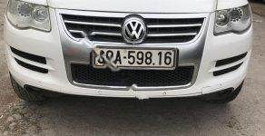 Bán Volkswagen Touareg 2.5 R5 TDI đời 2008, màu trắng, nhập khẩu nguyên chiếc giá 800 triệu tại Hà Nội