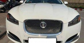 Xe Jaguar XF 2.0 AT sản xuất năm 2014, màu trắng, nhập khẩu như mới giá 1 tỷ 450 tr tại Hà Nội