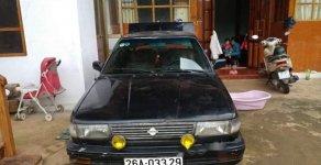 Bán xe Nissan Serena sản xuất năm 1995, màu đen, nhập khẩu,    giá 55 triệu tại Sơn La